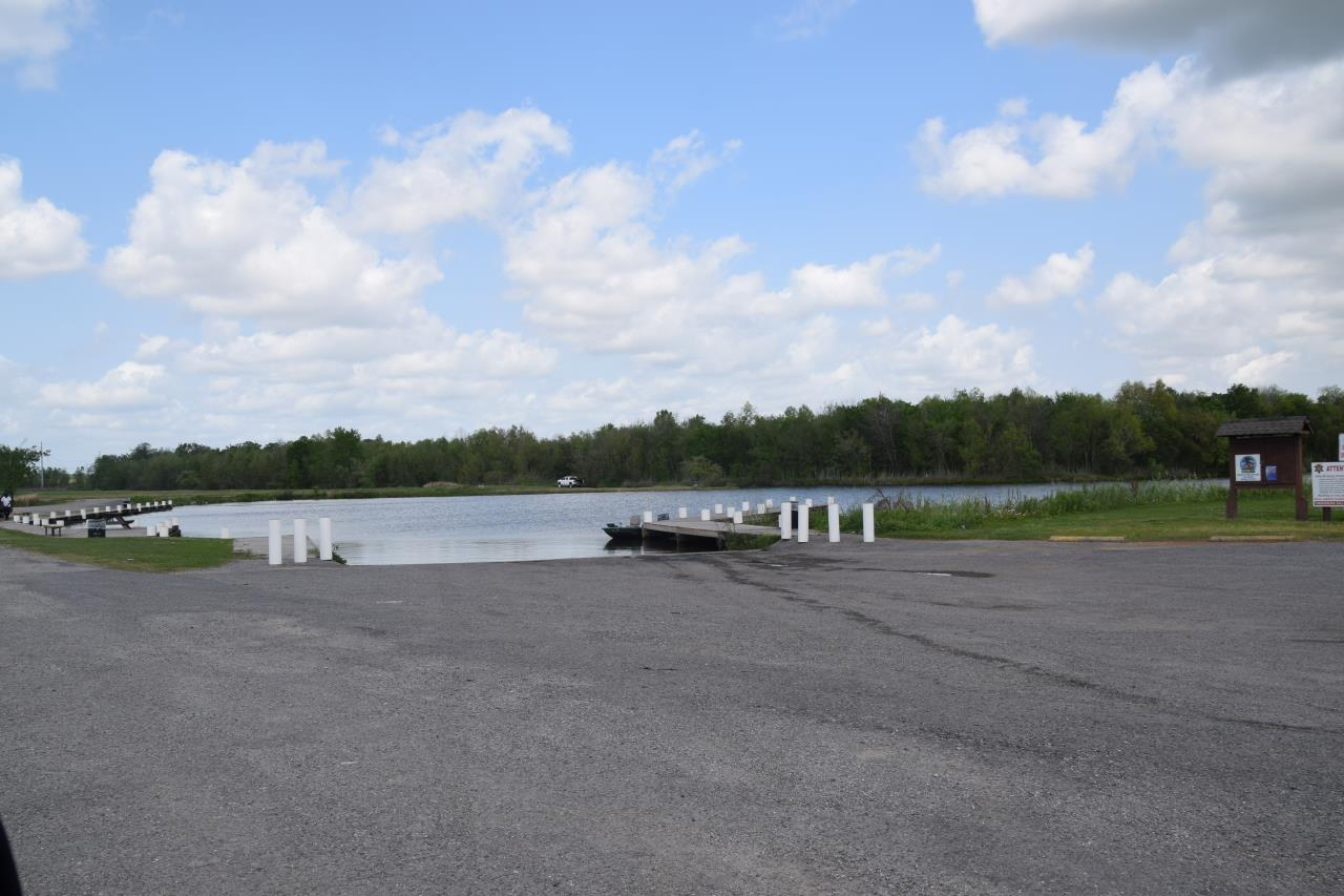 Spillway Boat Launch