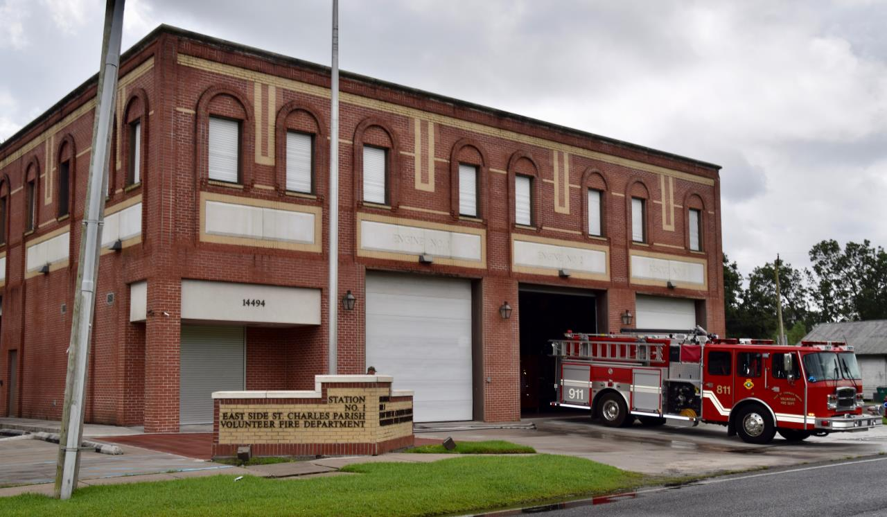 New Sarpy Fire Department