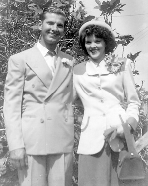 Roger and Theresa Guedry
