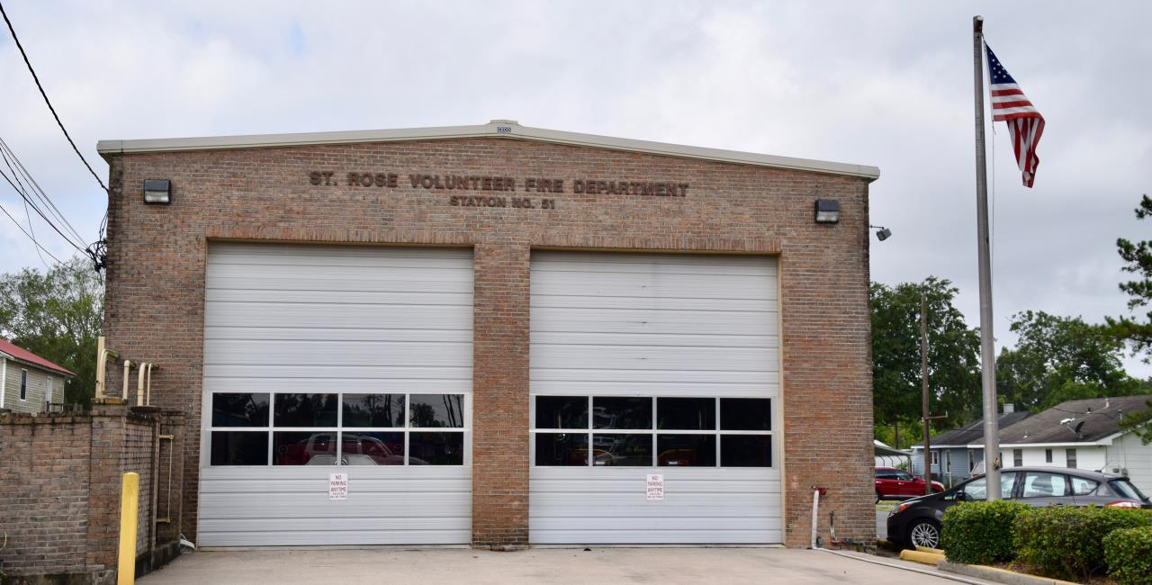 St. Rose Fire Department (District #5)